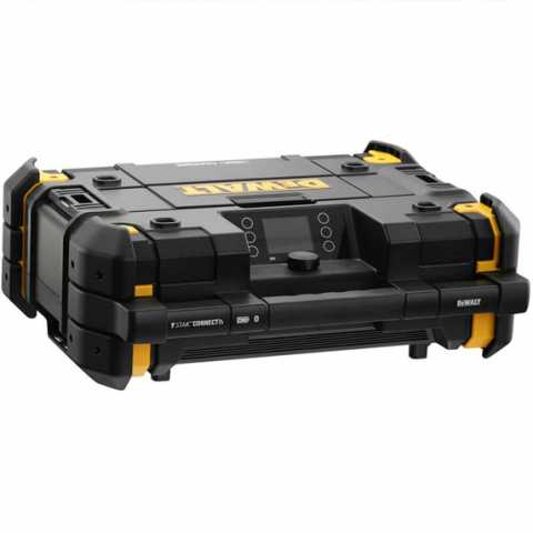 Купить инструмент DeWALT Зарядное устройство - радиоприемник DeWALT DWST1-81078 фирменный магазин Украина. Официальный сайт по продаже инструмента DeWALT