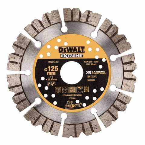 Купить Диск алмазный DeWALT DT90294. Инструмент DeWALT Украина, официальный фирменный магазин