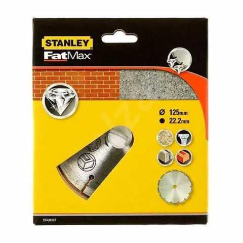 Купить Диск алмазный STANLEY STA38107. Инструмент DeWALT Украина, официальный фирменный магазин