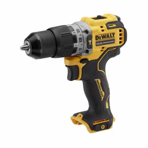 Купить Дрель-шуруповёрт аккумуляторная бесщеточная ударная DeWALT DCD706N. Инструмент DeWALT Украина, официальный фирменный магазин