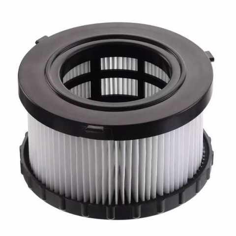 Купить Фильтр для пылесоса DCV586M, 2 HEPA фильтра M-класса DeWALT DCV5861. Инструмент DeWALT Украина, официальный фирменный магазин