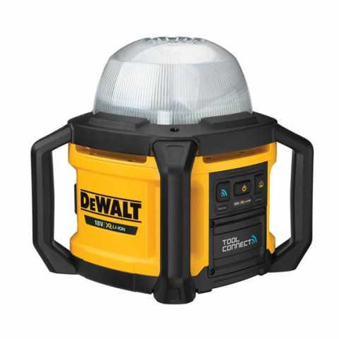 Купить Фонарь светодиодный аккумуляторный DeWALT DCL074. Инструмент DeWALT Украина, официальный фирменный магазин