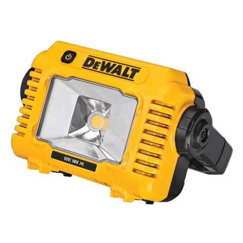 Купить Фонарь светодиодный аккумуляторный DeWALT DCL077. Инструмент DeWALT Украина, официальный фирменный магазин