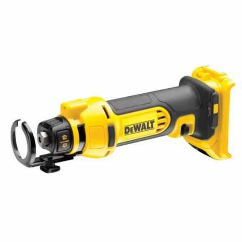 Купить Фрезер аккумуляторный для вырезания гипсокартона DeWALT DCS551N. Инструмент DeWALT Украина, официальный фирменный магазин