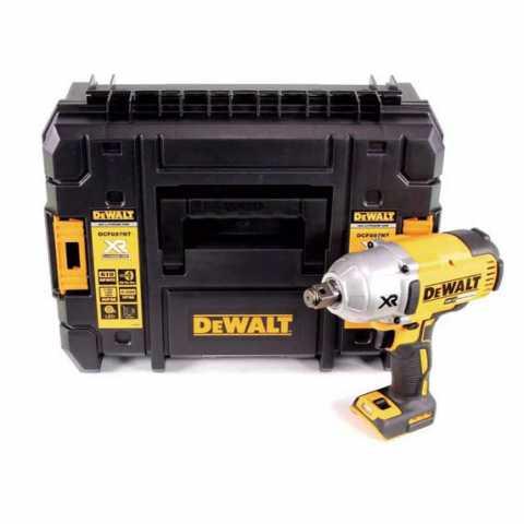Купить Гайковерт ударный DeWALT DCF897NT. Инструмент DeWALT Украина, официальный фирменный магазин