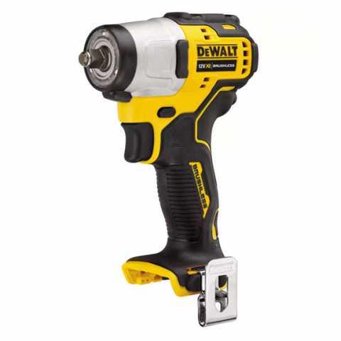 Купить Гайковёрт ударный аккумуляторный бесщёточный DeWALT DCF902N. Инструмент DeWALT Украина, официальный фирменный магазин