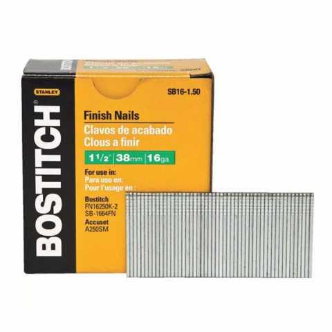 Купить Гвозди BOSTITCH SB16-1.50. DeWALT Украина, официальный фирменный магазин
