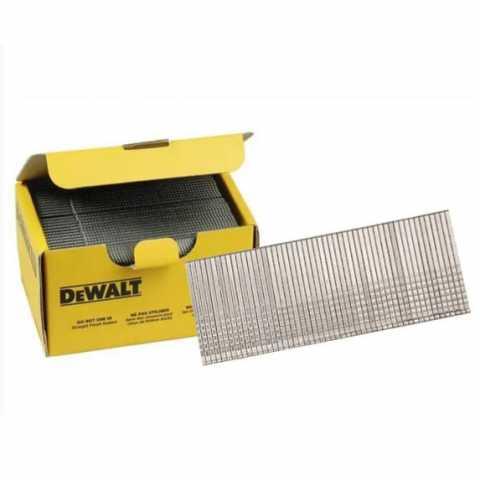 Купить Гвозди стальные DeWALT DNBSB1645Z. Инструмент DeWALT Украина, официальный фирменный магазин
