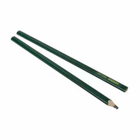 Купить Карандаш для разметки по кирпичу, длиной 300 мм, твердостью 4Н STANLEY STHT0-72998. Инструмент DeWALT Украина, официальный фирменный магазин