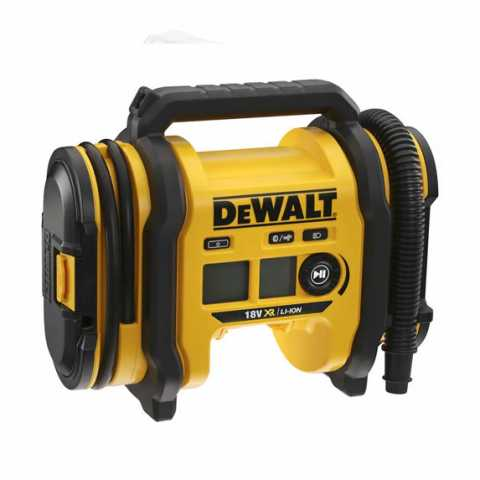 Купить Компрессор воздушный аккумуляторный DeWALT DCC018N. Инструмент DeWALT Украина, официальный фирменный магазин