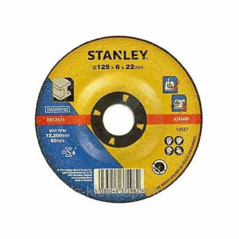 Купить Круг шлифовальный STANLEY STA32055. DeWALT Украина, официальный фирменный магазин