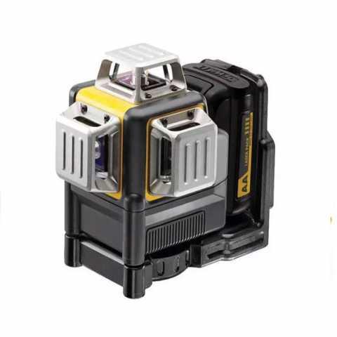 Купить Лазер самовыравнивающийся 3-х плоскостной красный DeWALT DCE089LR. Инструмент DeWALT Украина, официальный фирменный магазин