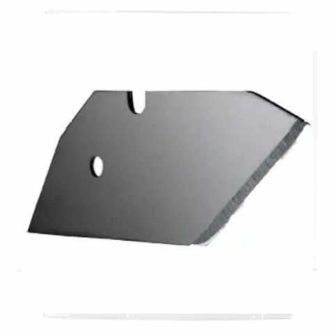 Купить Лезвия запасные для отделочных работ, со скошенной режущей кромкой, длиной 55 мм, шириной 19 мм, 5 штук STANLEY 0-11-951. Инструмент DeWALT Украина, официальный фирменный магазин