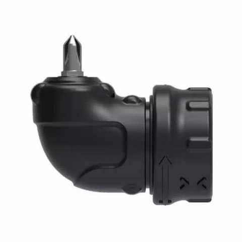 Купить Малая насадка для аккумуляторных отверток BLACK+DECKER CSRA1. Инструмент Black Deker Украина, официальный фирменный магазин