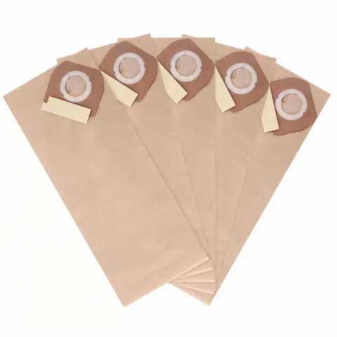 Купить Мешки для пылесоса DCV586M, одноразовые, бумажные, упаковка 5 шт DeWALT DCV9401. Инструмент DeWALT Украина, официальный фирменный магазин