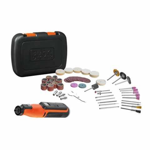Купить Многофункциональный инструмент аккумуляторный BLACK+DECKER BCRT8IK. Инструмент DeWALT Украина, официальный фирменный магазин