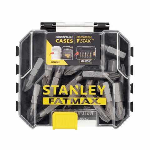 Купить Набор бит STANLEY STA88567. Инструмент DeWALT Украина, официальный фирменный магазин