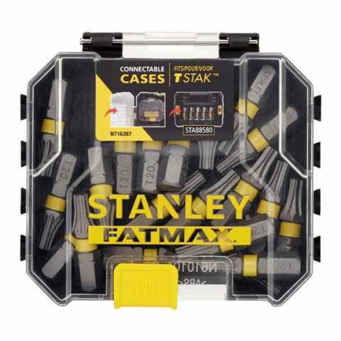 Купить Набор бит STANLEY STA88570. Инструмент DeWALT Украина, официальный фирменный магазин