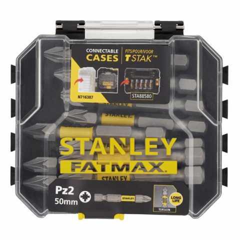 Купить Набор бит STANLEY STA88572. Инструмент DeWALT Украина, официальный фирменный магазин