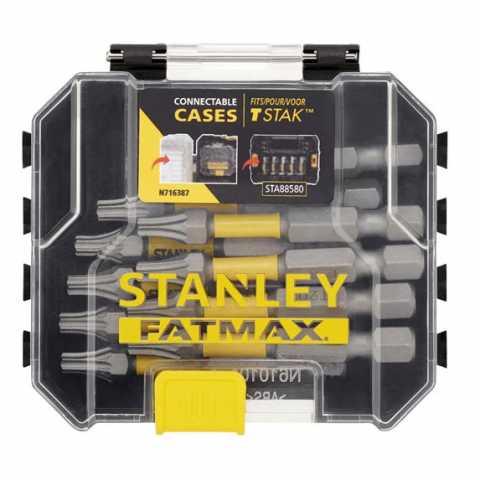 Купить Набор бит STANLEY STA88574. Инструмент DeWALT Украина, официальный фирменный магазин