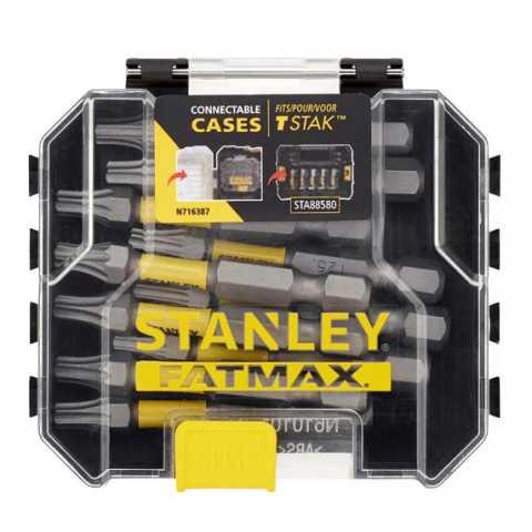 Купить Набор бит STANLEY STA88575. Инструмент DeWALT Украина, официальный фирменный магазин