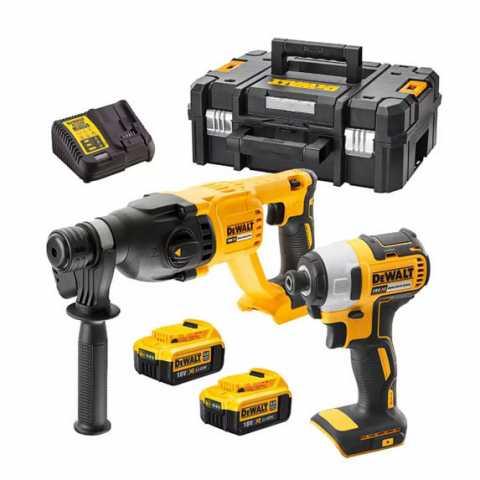Купить Набор из двух инструментов бесщеточных DeWALT DCK2023M2T. Инструмент DeWALT Украина, официальный фирменный магазин