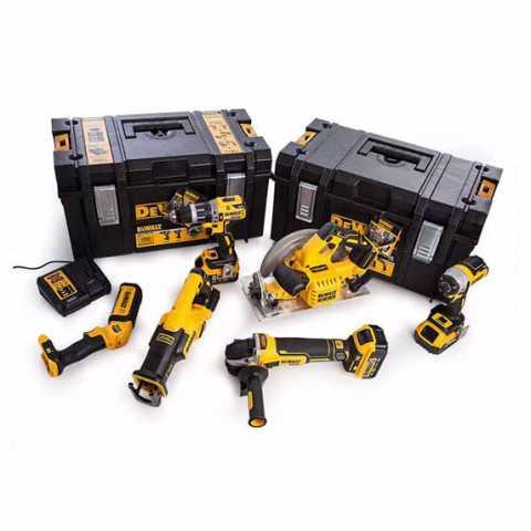 Купить Набор из шести инструментов бесщеточных DeWALT DCK623P3. Инструмент DeWALT Украина, официальный фирменный магазин
