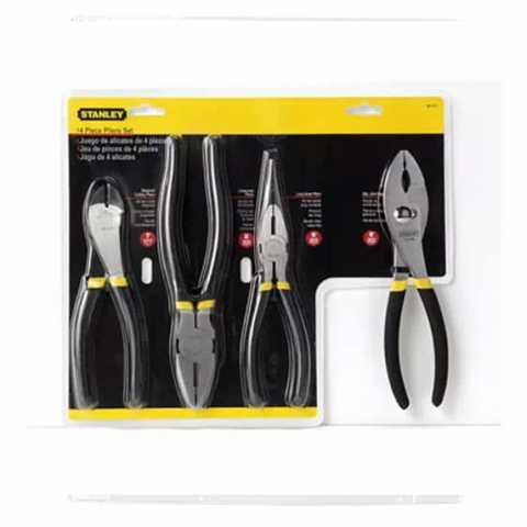 Купить Набор шарнирно-губцевых инструментов STANLEY 0-84-117. Инструмент DeWALT Украина, официальный фирменный магазин