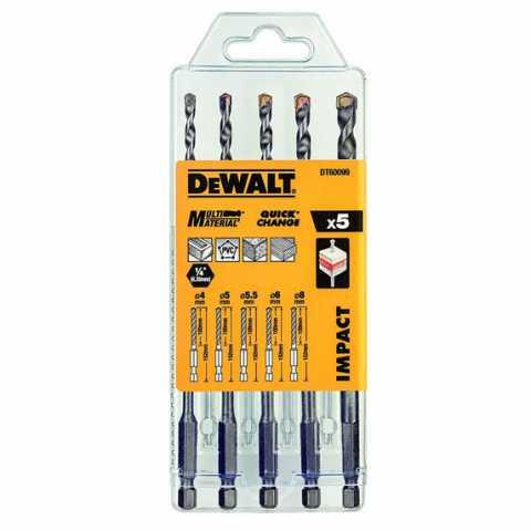 Купить Набор сверл DeWALT DT60099. Инструмент DeWALT Украина, официальный фирменный магазин