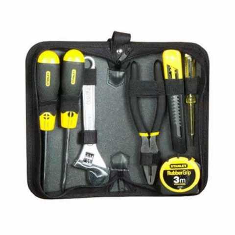 Купить Набор Zipper Wallet из семи инструментов STANLEY 1-90-596. Инструмент DeWALT Украина, официальный фирменный магазин