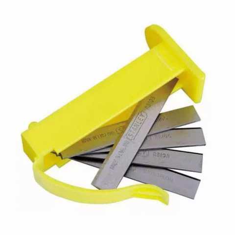 Купить Нож для торцевого рубанка STANLEY 0-12-378. Инструмент DeWALT Украина, официальный фирменный магазин