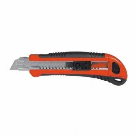 Купить Нож с 18-мм лезвием и отламывающимися сегментами BLACK+DECKER BDHT0-10235. Инструмент Black Deker Украина, официальный фирменный магазин