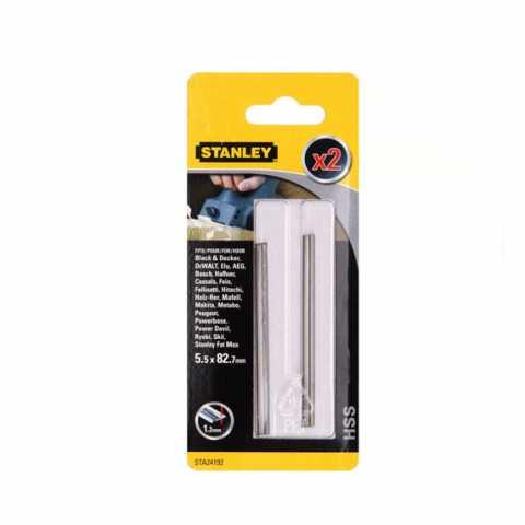 Купить Ножи для электрорубанков STANLEY STA24192. DeWALT Украина, официальный фирменный магазин
