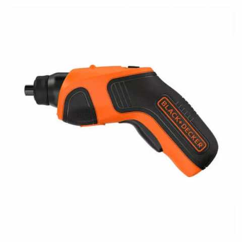 Купить Отвертка аккумуляторная BLACK+DECKER CS3651LC. Инструмент Black Deker Украина, официальный фирменный магазин