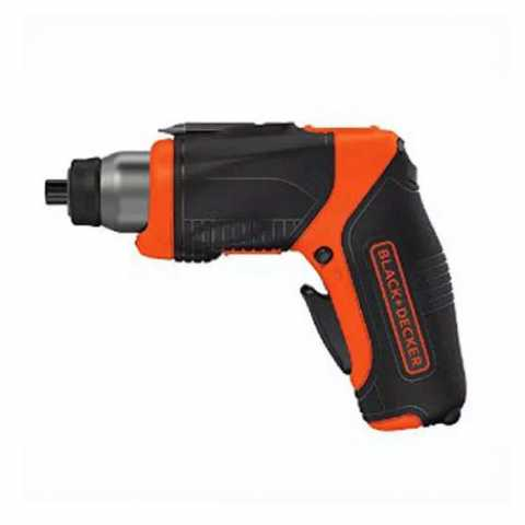 Купить Отвертка аккумуляторная BLACK+DECKER CS3653LC. Инструмент Black Deker Украина, официальный фирменный магазин