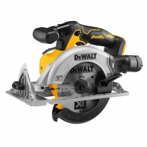 Купить Пила дисковая аккумуляторная бесщёточная DeWALT DCS565N. Инструмент DeWALT Украина, официальный фирменный магазин