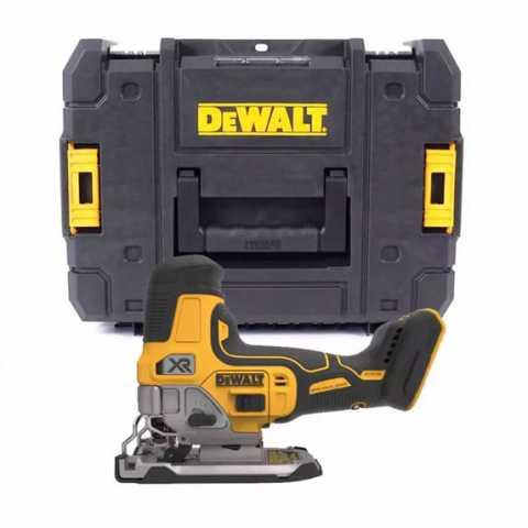 Купить Пила лобзиковая аккумуляторная бесщёточная DeWALT DCS335NT. Инструмент DeWALT Украина, официальный фирменный магазин