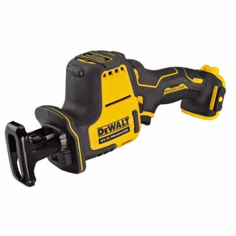 Купить Пила сабельная аккумуляторная бесщёточная DeWALT DCS312N. Инструмент DeWALT Украина, официальный фирменный магазин