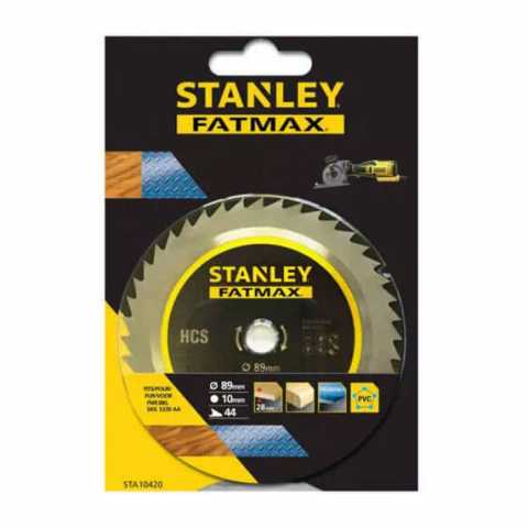 Купить Пильный диск STANLEY STA10420. DeWALT Украина, официальный фирменный магазин