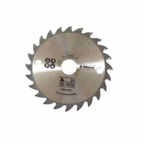 Купить Пильный диск ТСТ d=86х15мм, BLACK+DECKER X13111. Инструмент Black Deker Украина, официальный фирменный магазин