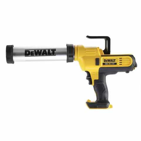 Купить Пистолет для герметиков акумуляторный DeWALT DCE571N. Инструмент DeWALT Украина, официальный фирменный магазин