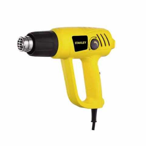 Купить Пистолет горячего воздуха - фен сетевой STANLEY STXH2000. Инструмент DeWALT Украина, официальный фирменный магазин