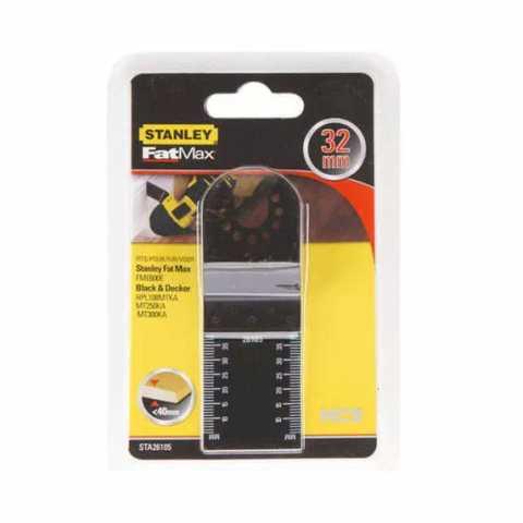 Купить Погружное пильное полотно STANLEY STA26105. Инструмент DeWALT Украина, официальный фирменный магазин