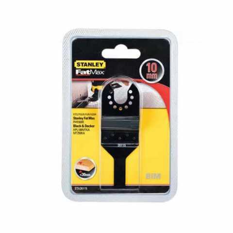 Купить Погружное пильное полотно STANLEY STA26115. Инструмент DeWALT Украина, официальный фирменный магазин