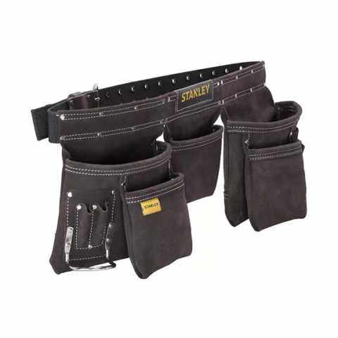 Купить Пояс двойной STANLEY STST1-80113. Инструмент DeWALT Украина, официальный фирменный магазин