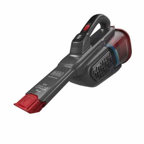 Купить Пылесос аккумуляторний BLACK+DECKER BHHV315B. Инструмент Black Deker Украина, официальный фирменный магазин