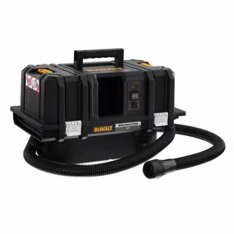 Купить Пылесос аккумуляторный бесщёточный DeWALT DCV586MN. Инструмент DeWALT Украина, официальный фирменный магазин
