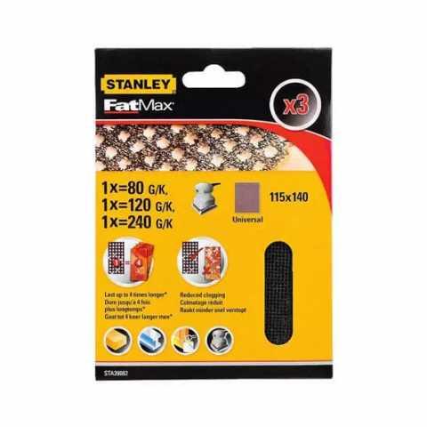 Купить Сетка шлифовальная STANLEY STA39082. Инструмент DeWALT Украина, официальный фирменный магазин