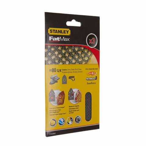 Купить Сетка шлифовальная STANLEY STA39092. Инструмент DeWALT Украина, официальный фирменный магазин