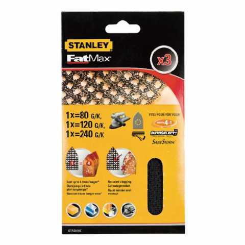 Купить Сетка шлифовальная STANLEY STA39107. Инструмент DeWALT Украина, официальный фирменный магазин